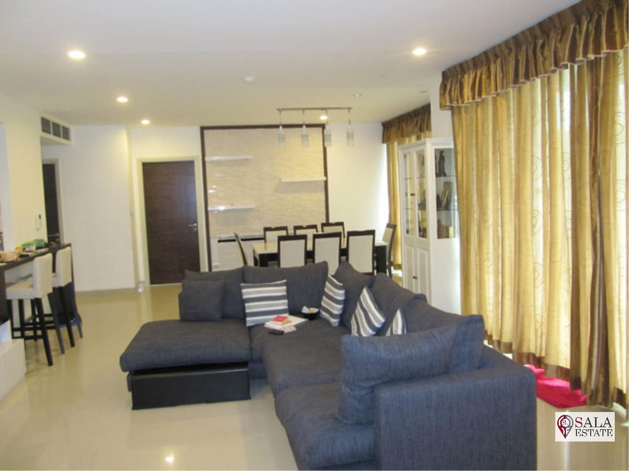 SALA ESTATE Agency's WATERMARK CHAOPHRAYA RIVER – RIVERSIDE-NEAR ICON SIAM,豪华公寓,河景房, 3卧3卫,家具齐全 4