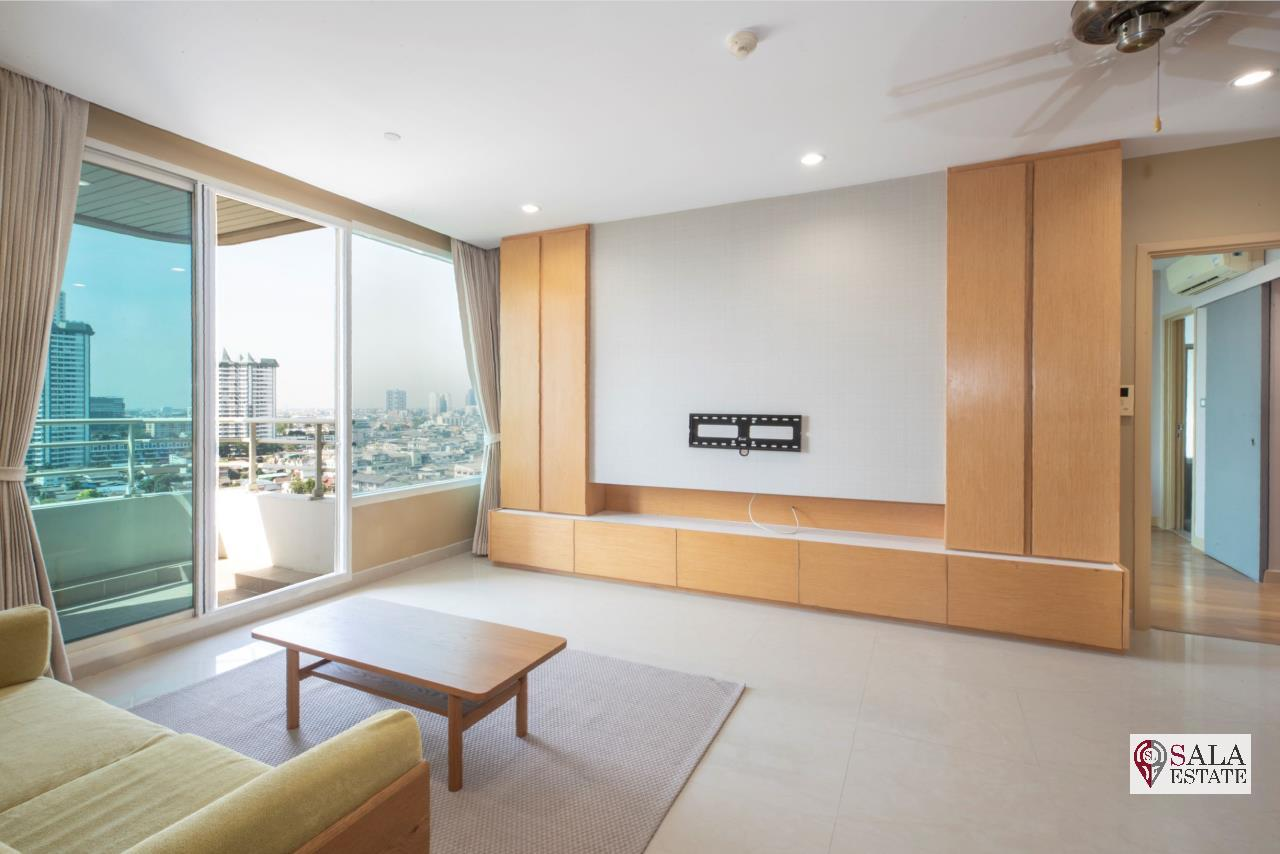 SALA ESTATE Agency's WATERMARK CHAOPHRAYA RIVER – RIVERSIDE-NEAR ICON SIAM,豪华公寓,河景房, 2卧2卫,家具齐全 2