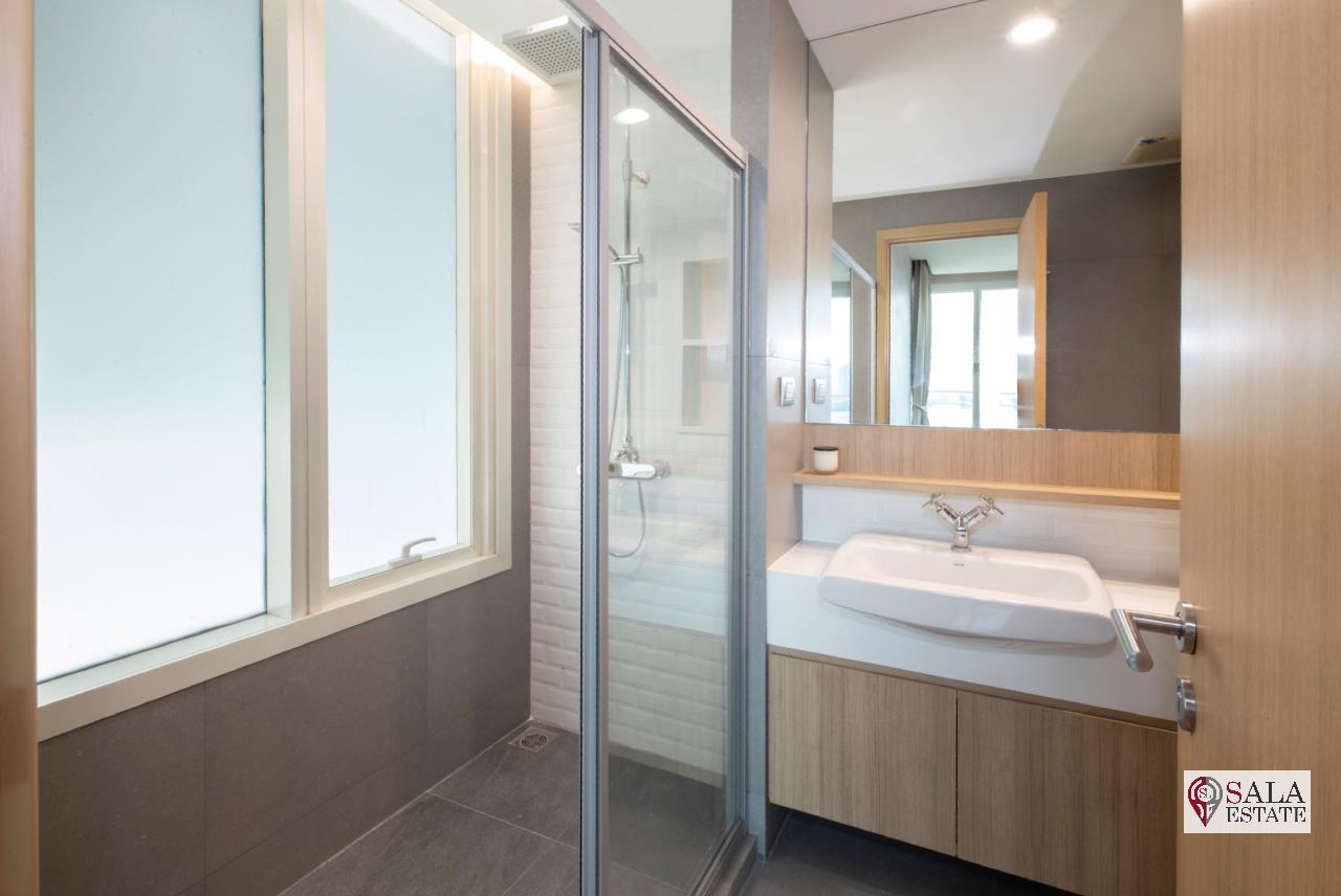 SALA ESTATE Agency's WATERMARK CHAOPHRAYA RIVER – RIVERSIDE-NEAR ICON SIAM,豪华公寓,河景房, 2卧2卫,家具齐全 6