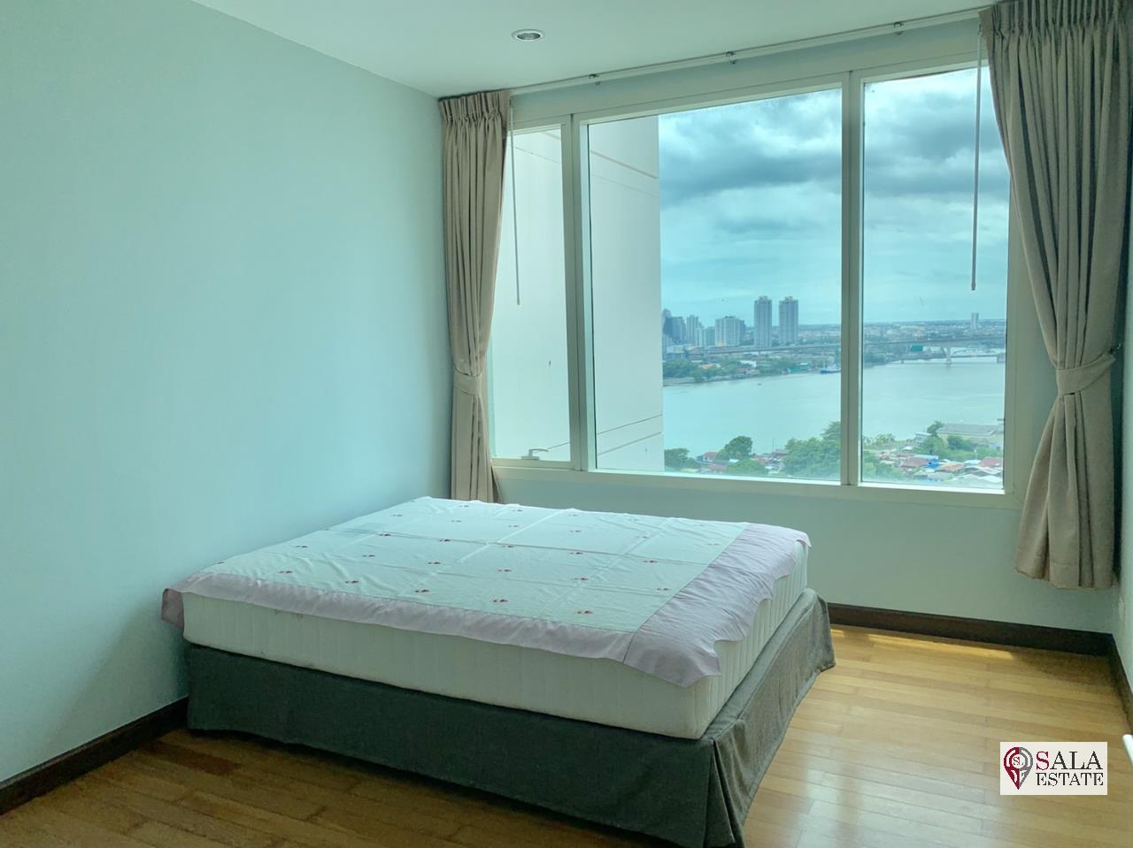 SALA ESTATE Agency's WATERMARK CHAOPHRAYA RIVER – RIVERSIDE-NEAR ICON SIAM,豪华公寓,河景房, 2卧2卫,家具齐全 4