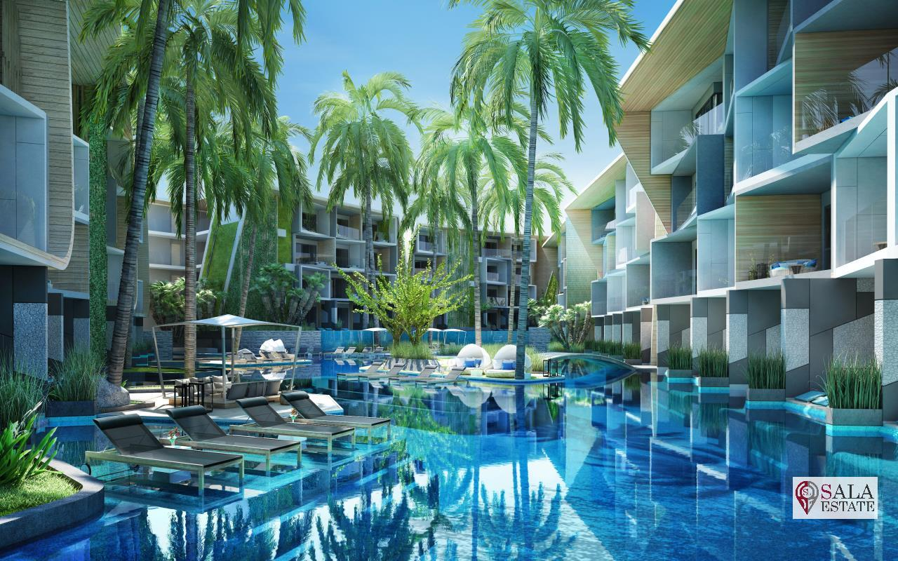 SALA ESTATE Agency's (FOR SALE) WYNDHAM COCOSEA NAIHARN PHUKET, 1 BEDROOM, 1 BATHROOM, FULLY FURNISHED 5