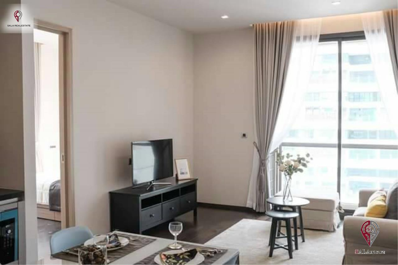 SALA ESTATE Agency's (FOR RENT)THE XXXIX BY SANSIRI – BTS PHROM PHRONG,1BEDROOM 1 BATHROOM, FULLY FURNISHED 2