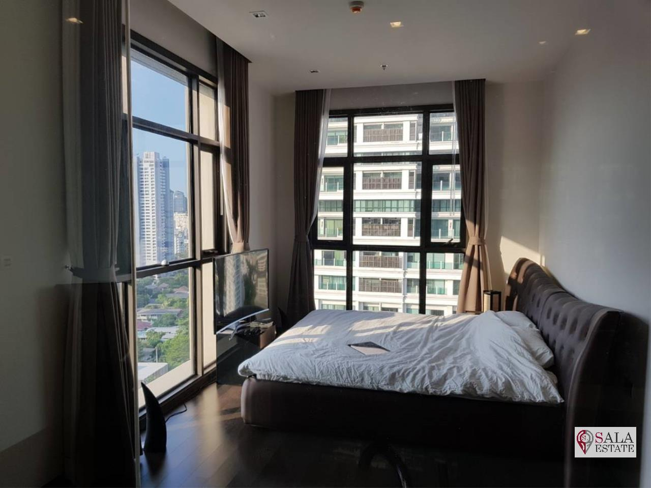 SALA ESTATE Agency's (FOR RENT)THE XXXIX BY SANSIRI – BTS PHROM PHRONG,1BEDROOM 1 BATHROOM, FULLY FURNISHED 1