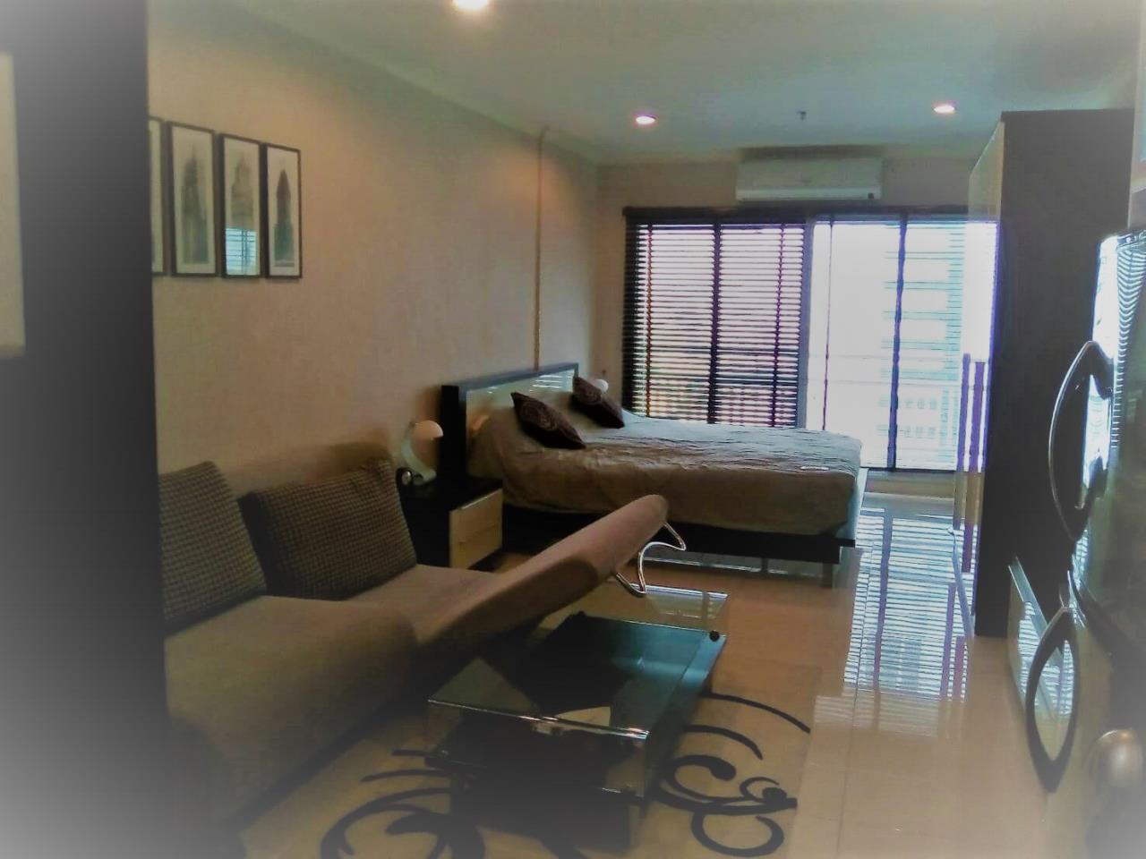 RE/MAX CondoDee Agency's Grand Park View Asoke For Rent-21,000 THB/month 2