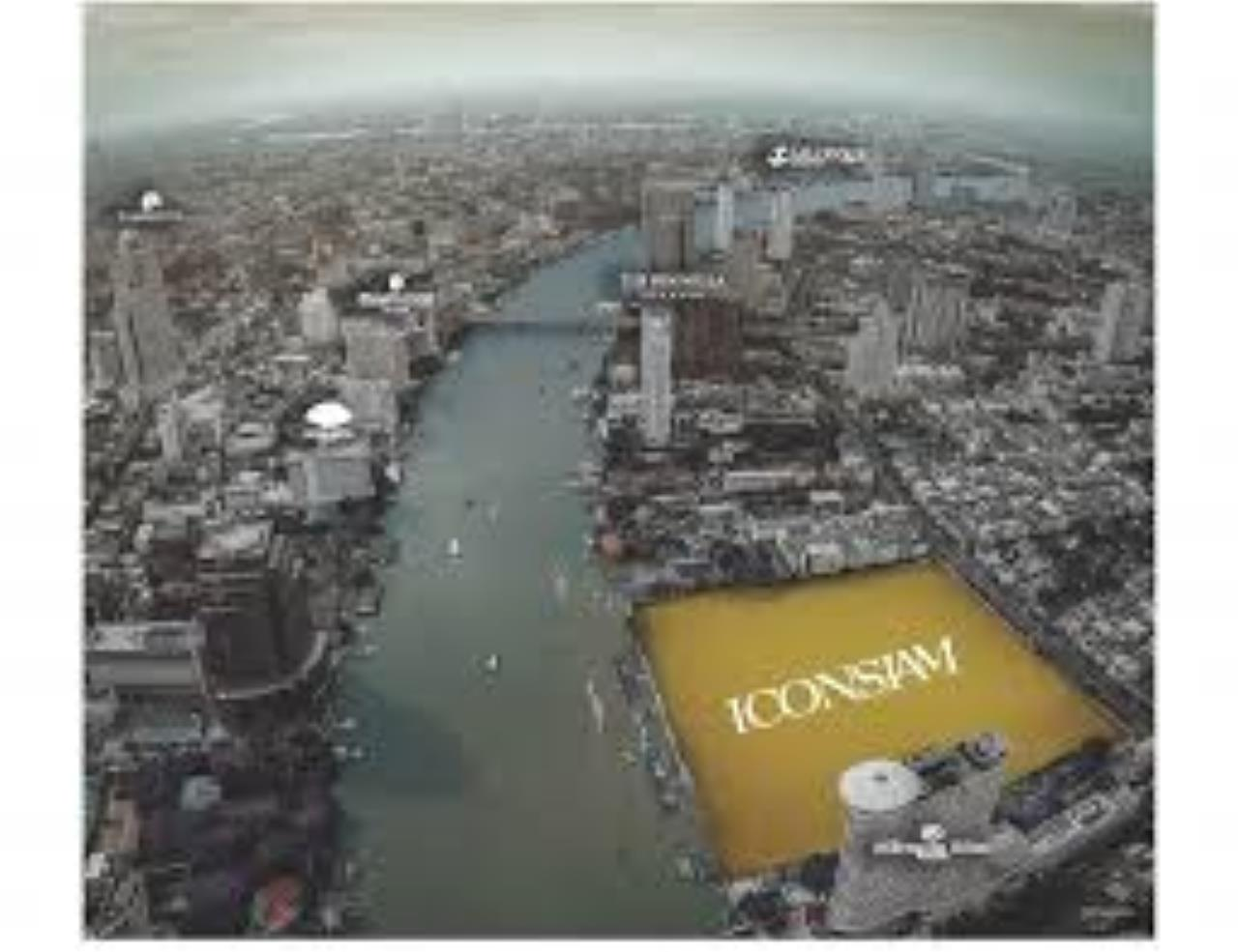 RE/MAX CondoDee Agency's The Most Luxurious Waterfront Residence - Icon Siam 1