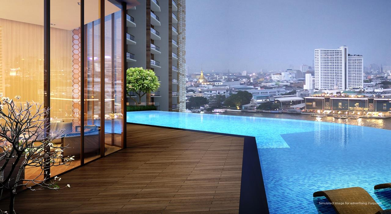 RE/MAX CondoDee Agency's The Most Luxurious Waterfront Residence - Icon Siam 13