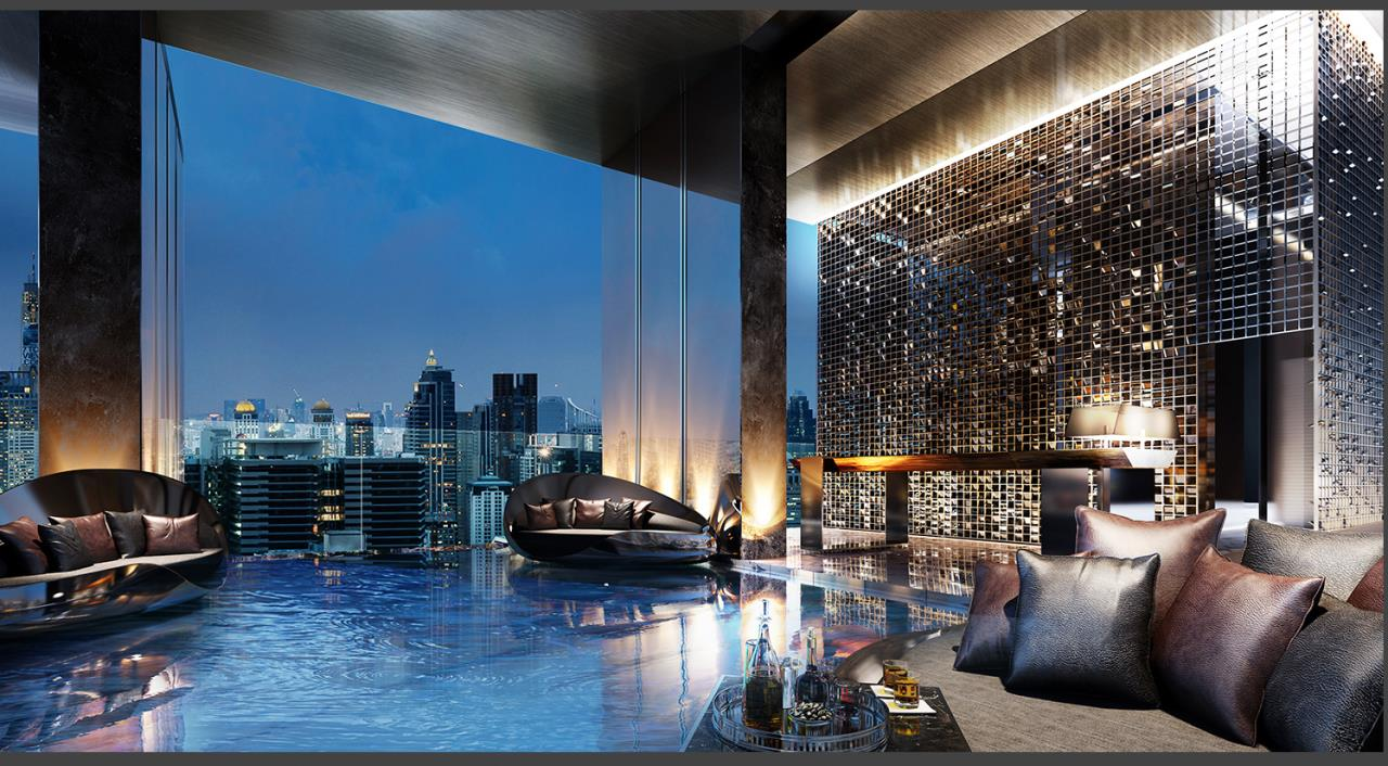 RE/MAX CondoDee Agency's The Most Beautiful Condo With 270° Park and Lake View - Ashton Asoke 2