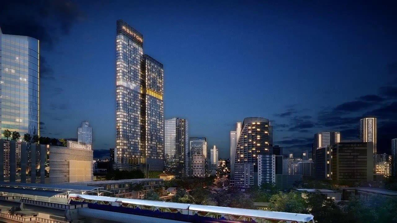 RE/MAX CondoDee Agency's The Most Beautiful Condo With 270° Park and Lake View - Ashton Asoke 5