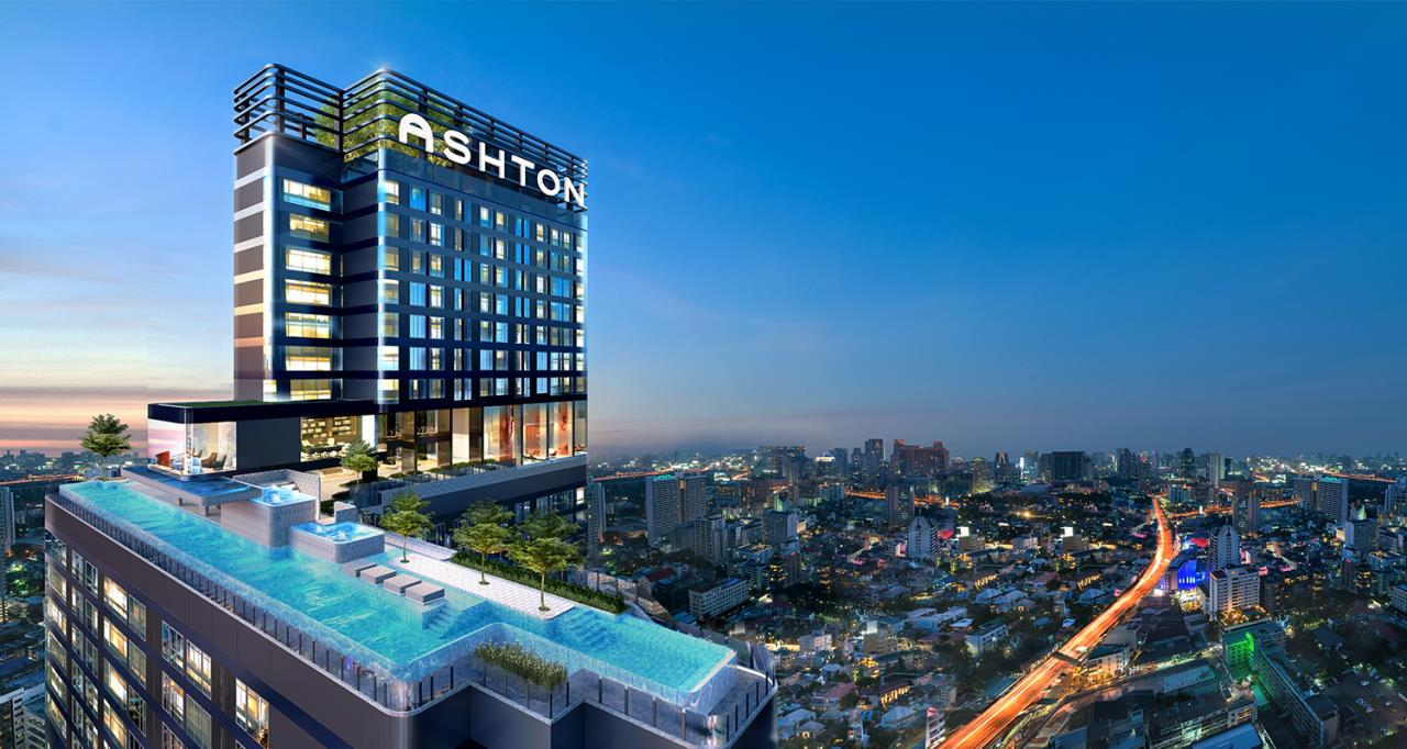 RE/MAX CondoDee Agency's The Most Beautiful Condo With 270° Park and Lake View - Ashton Asoke 1