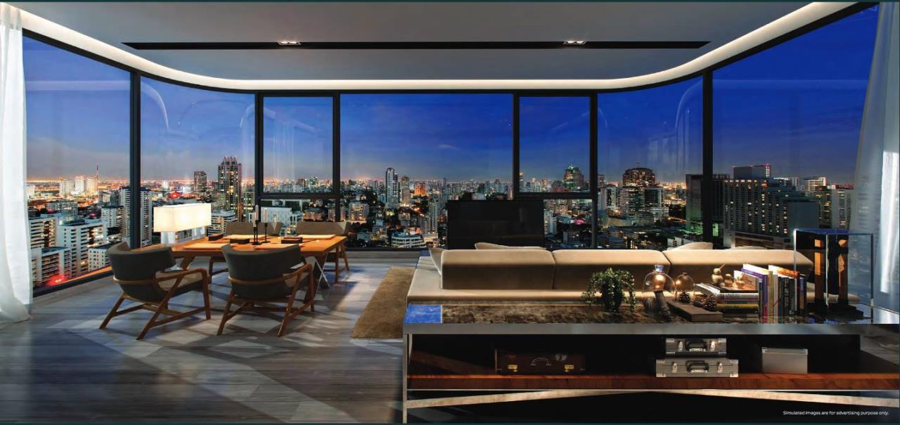 RE/MAX CondoDee Agency's The Most Beautiful Condo With 270° Park and Lake View - Ashton Asoke 17