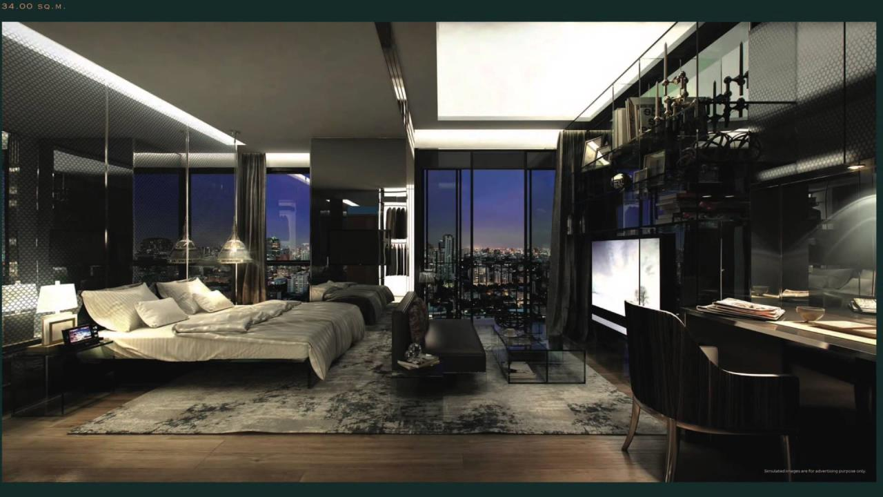 RE/MAX CondoDee Agency's The Most Beautiful Condo With 270° Park and Lake View - Ashton Asoke 19
