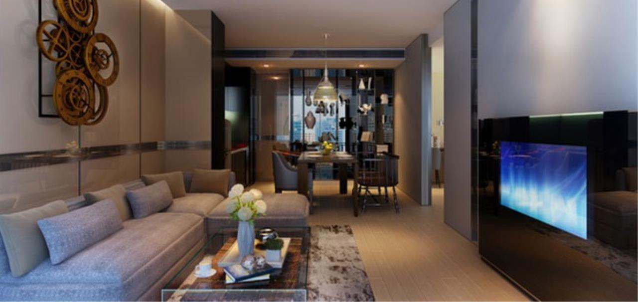 RE/MAX CondoDee Agency's The Most Beautiful Condo With 270° Park and Lake View - Ashton Asoke 12