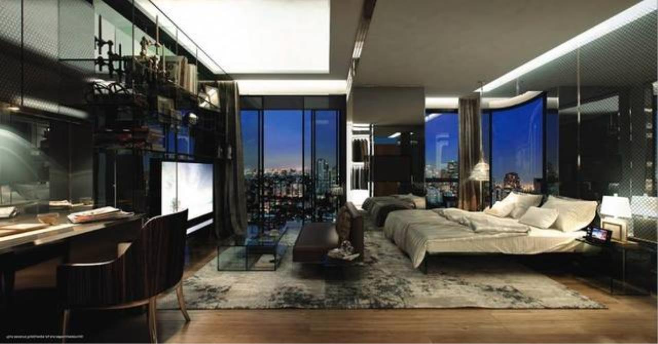 RE/MAX CondoDee Agency's The Most Beautiful Condo With 270° Park and Lake View - Ashton Asoke 13