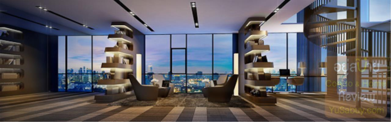 RE/MAX CondoDee Agency's The Most Beautiful Condo With 270° Park and Lake View - Ashton Asoke 15