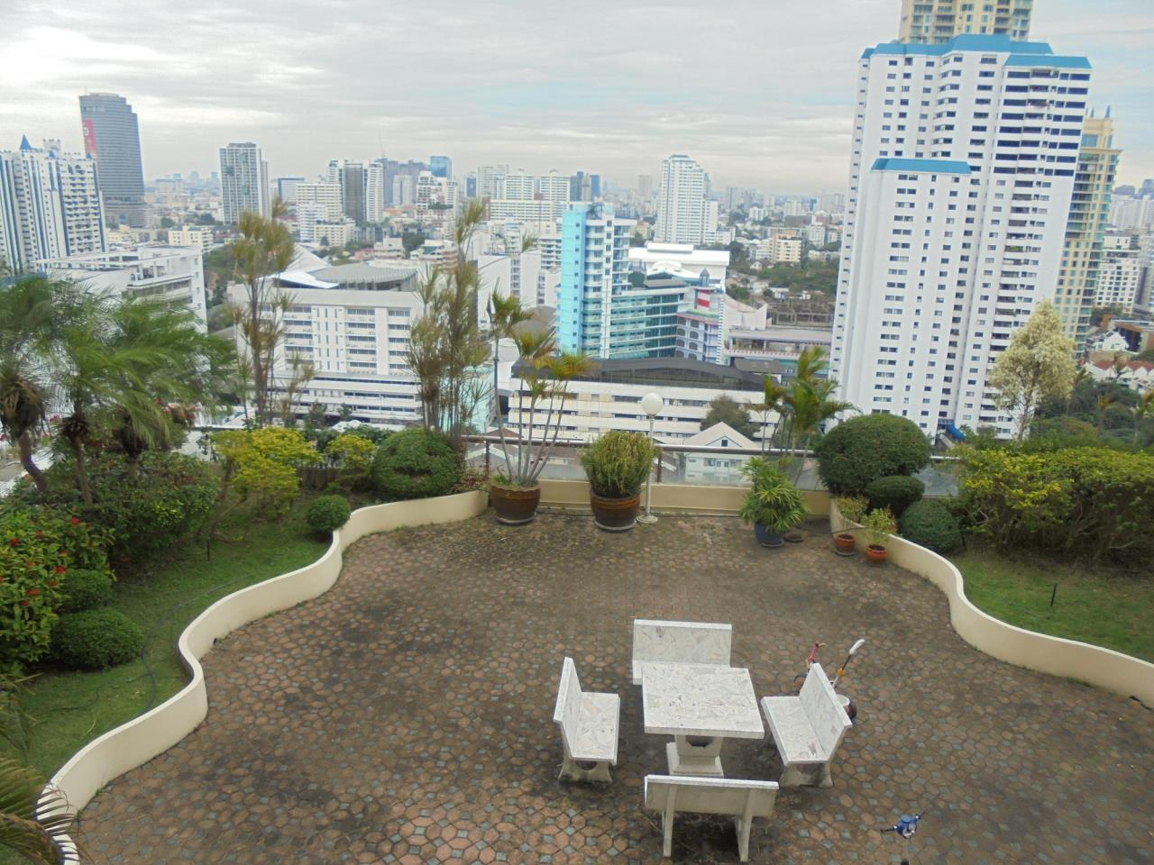 RE/MAX CondoDee Agency's Penthouse for Rent in Asoke - Quite & Central Location 5