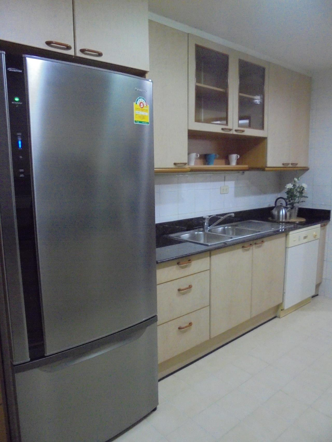 RE/MAX CondoDee Agency's Penthouse for Rent in Asoke - Quite & Central Location 7