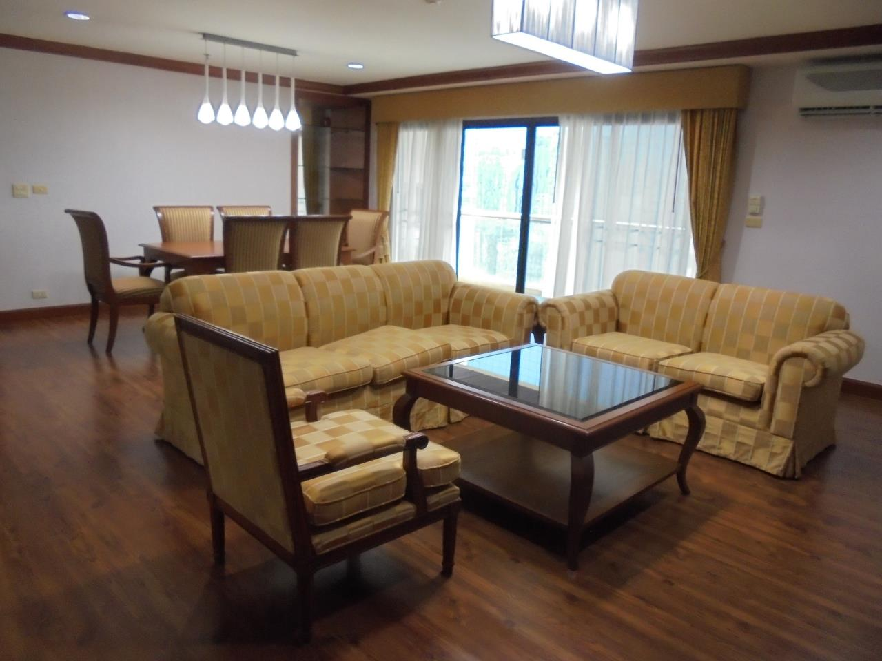 RE/MAX CondoDee Agency's Penthouse for Rent in Asoke - Quite & Central Location 11