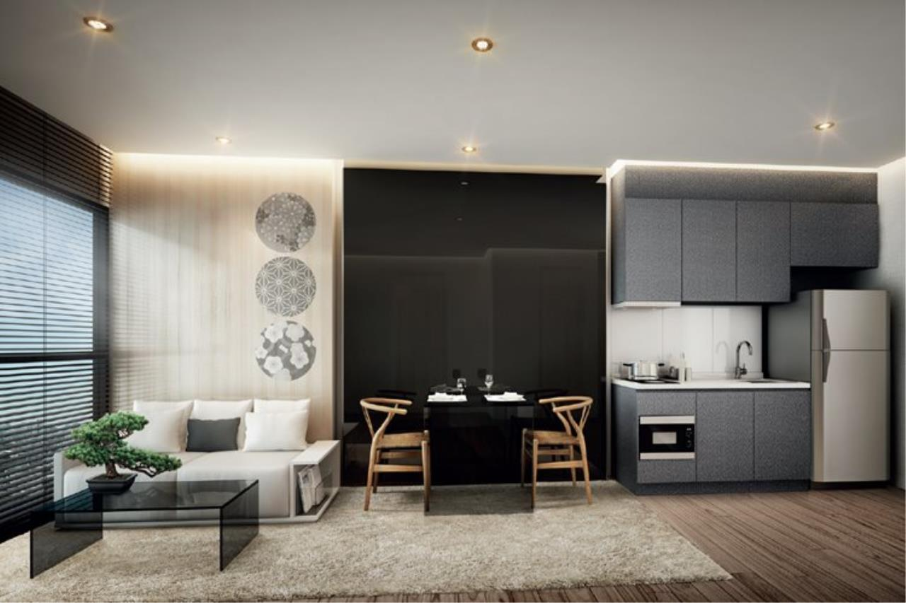 RE/MAX CondoDee Agency's Small Condo @ Asoke - Rama 9 - HOT DEAL! 2