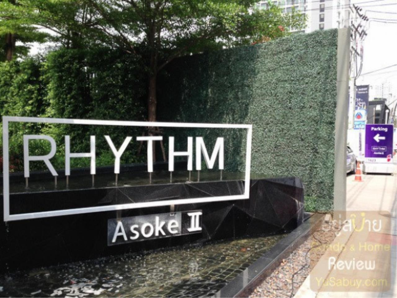 RE/MAX CondoDee Agency's Small Condo @ Asoke - Rama 9 - HOT DEAL! 10