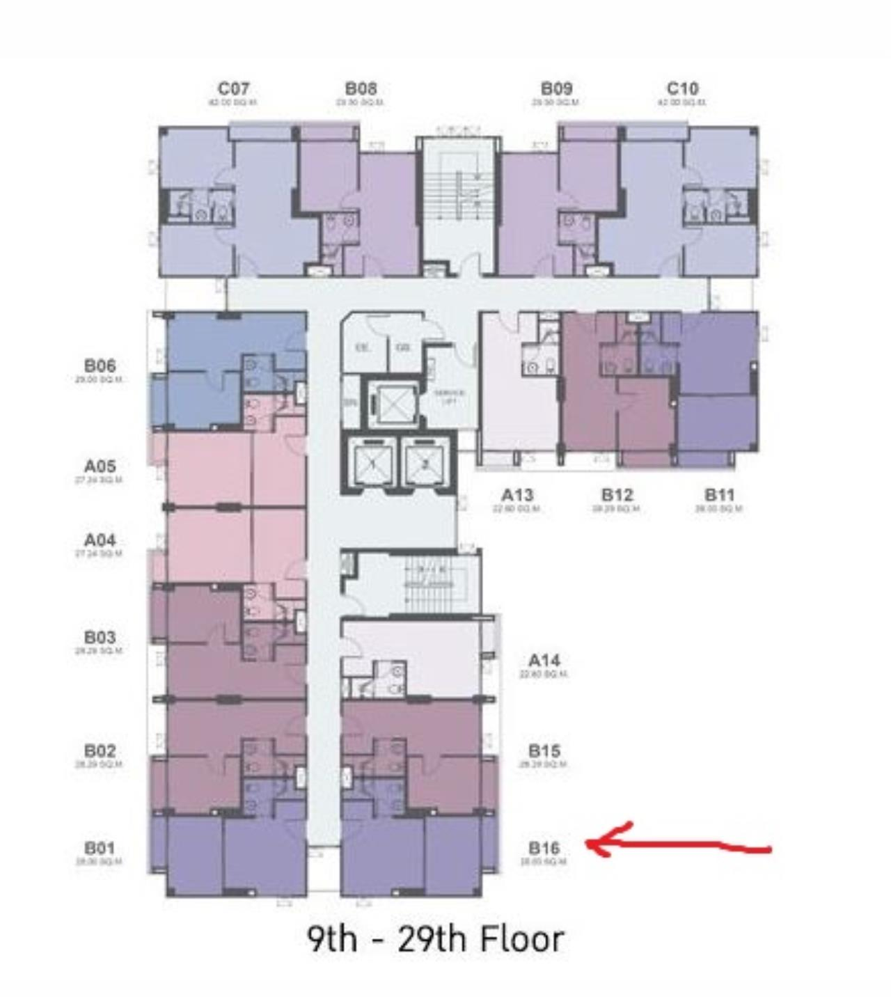 RE/MAX CondoDee Agency's Small Condo @ Asoke - Rama 9 - HOT DEAL! 11