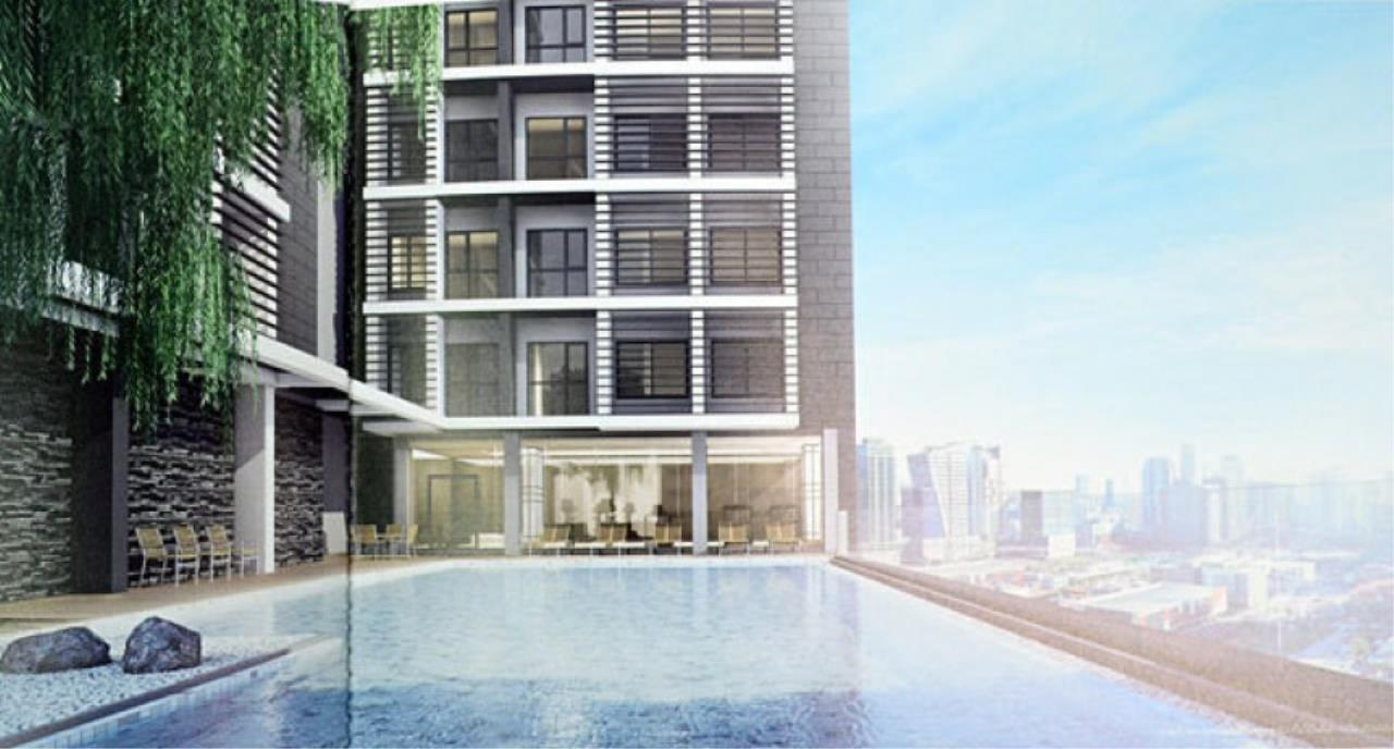 RE/MAX CondoDee Agency's Small Condo @ Asoke - Rama 9 - HOT DEAL! 15