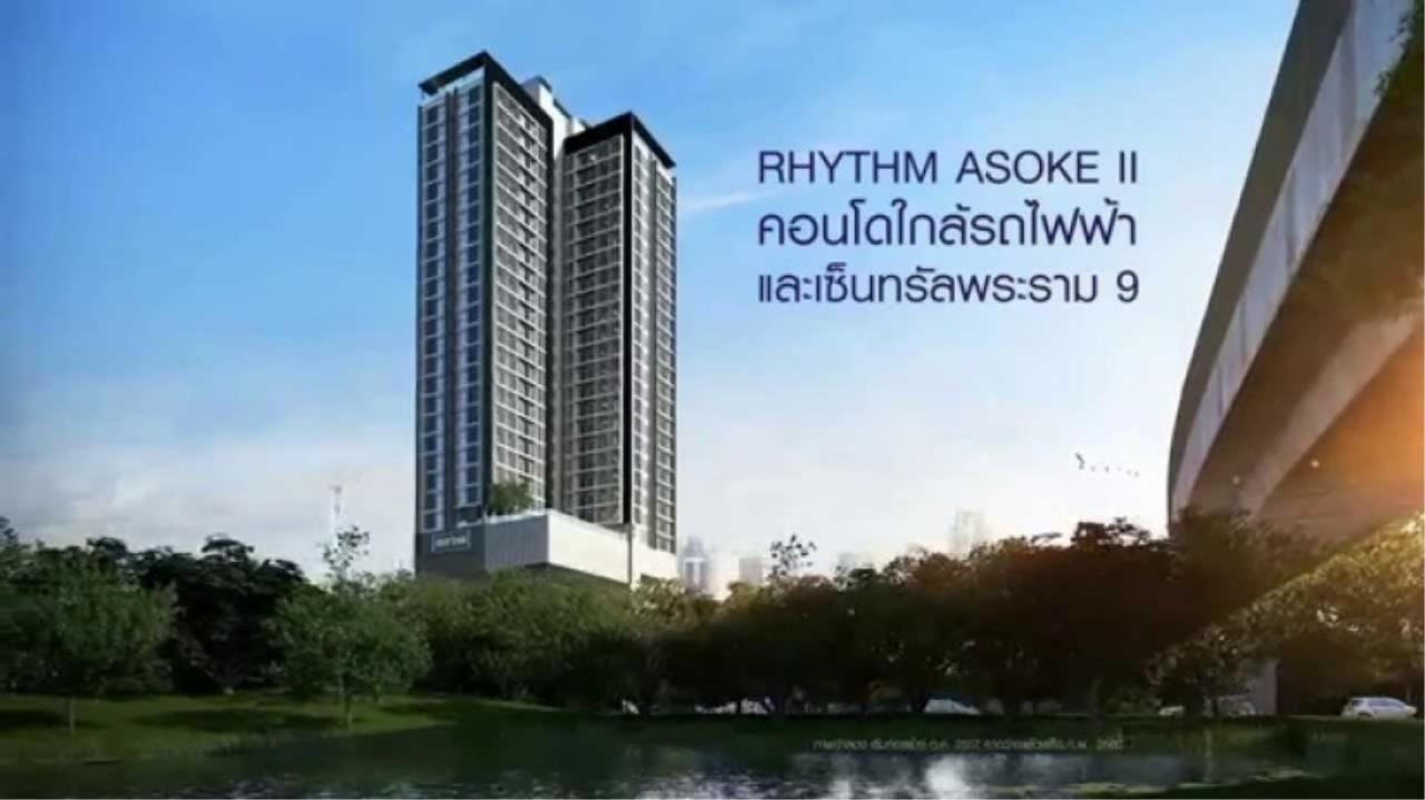 RE/MAX CondoDee Agency's Top Floor Condo @ Asoke - Rama 9 UNDER Market - HOT Deal! 10