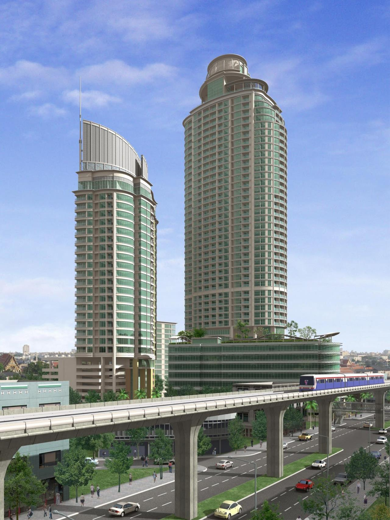 RE/MAX CondoDee Agency's Top Floor Luxury Penthouse - Exclusive Offer (4M Baht off) 4