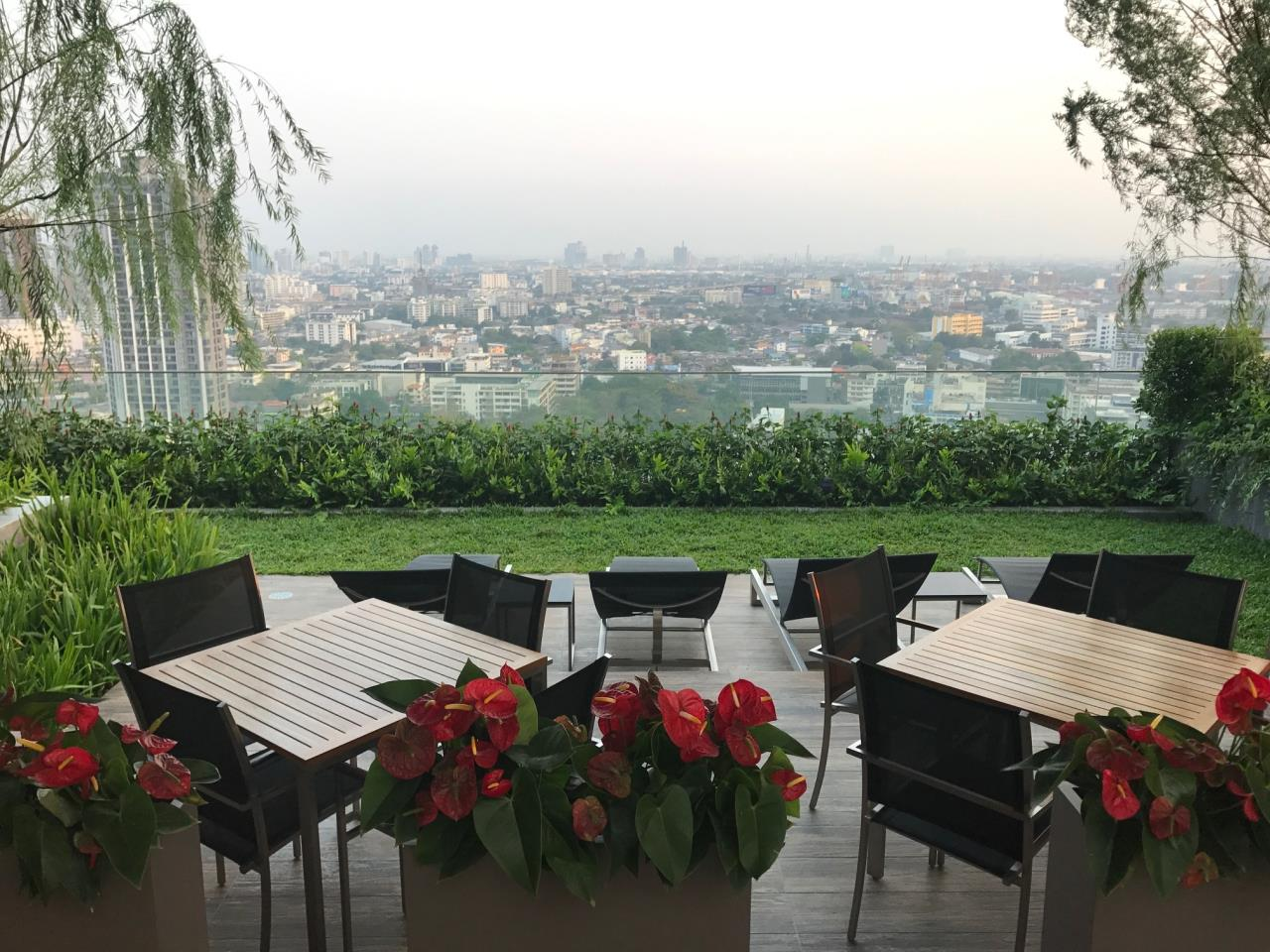 RE/MAX CondoDee Agency's 1 Bed Condo Ekkamai for rent On main road only 200 M from BTS 30000 THB  5