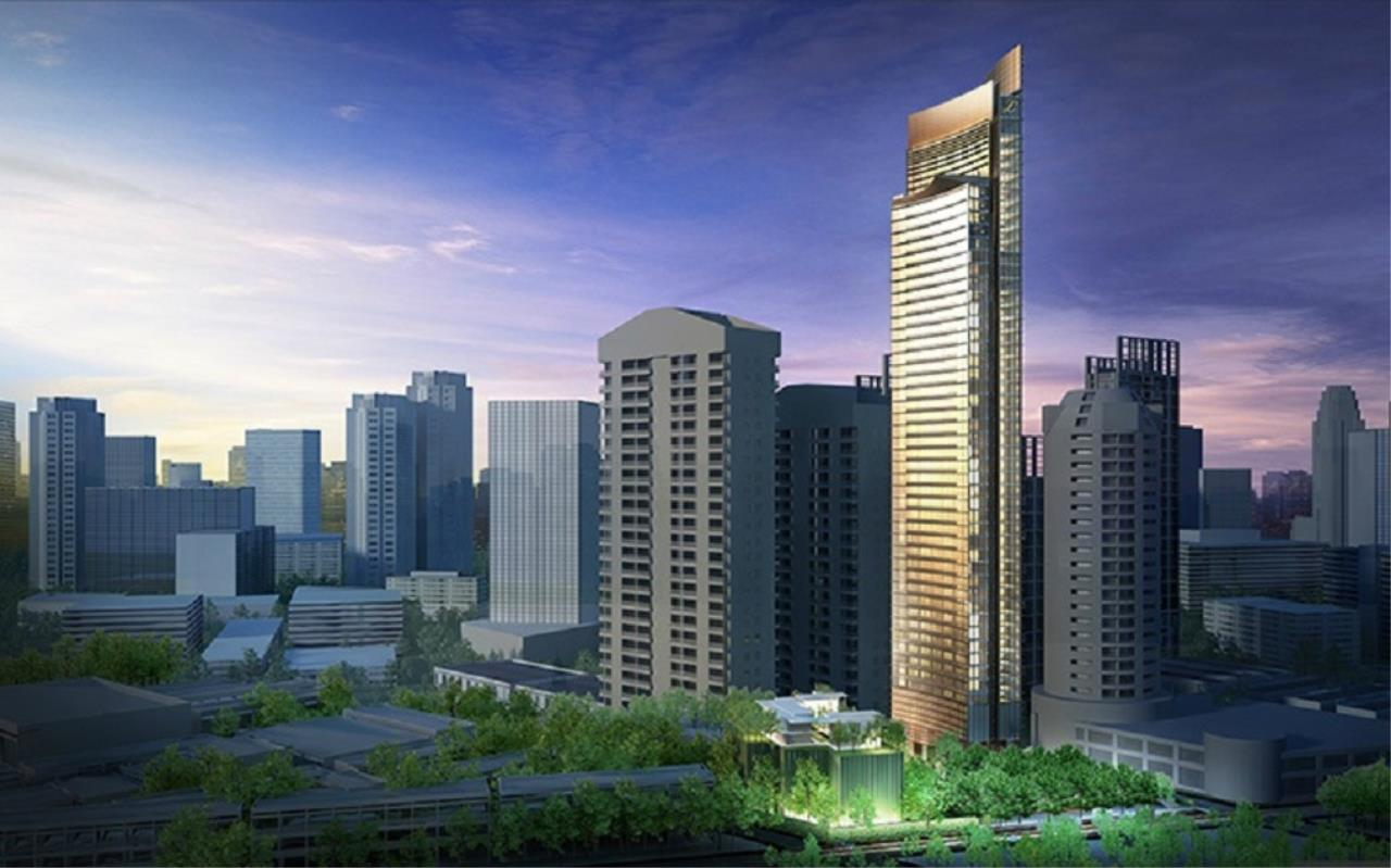 RE/MAX CondoDee Agency's New Condo for Rent @ BTS Asoke 11