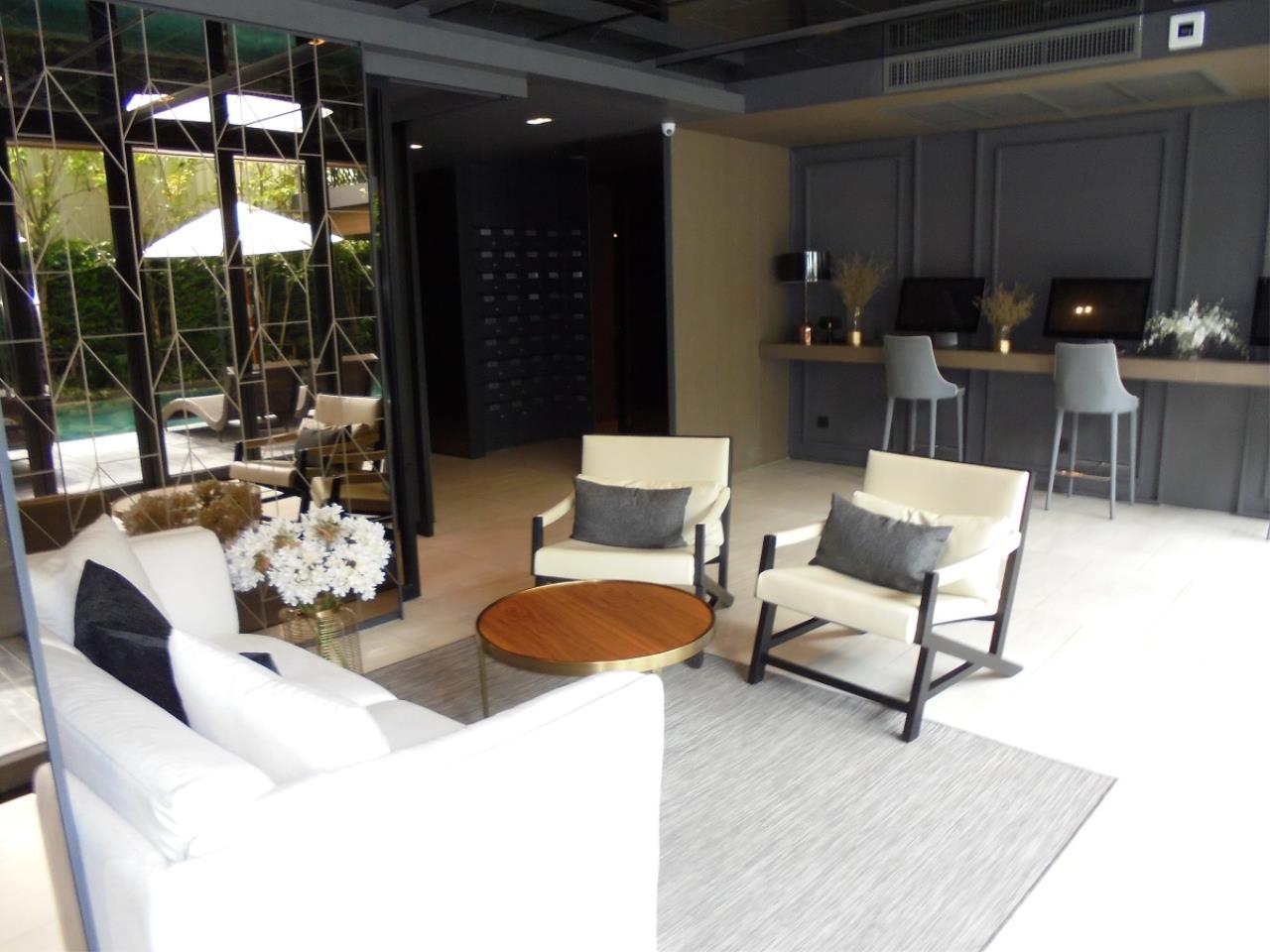 RE/MAX CondoDee Agency's Beautiful Decorated Condo at Klass Langsuan 4