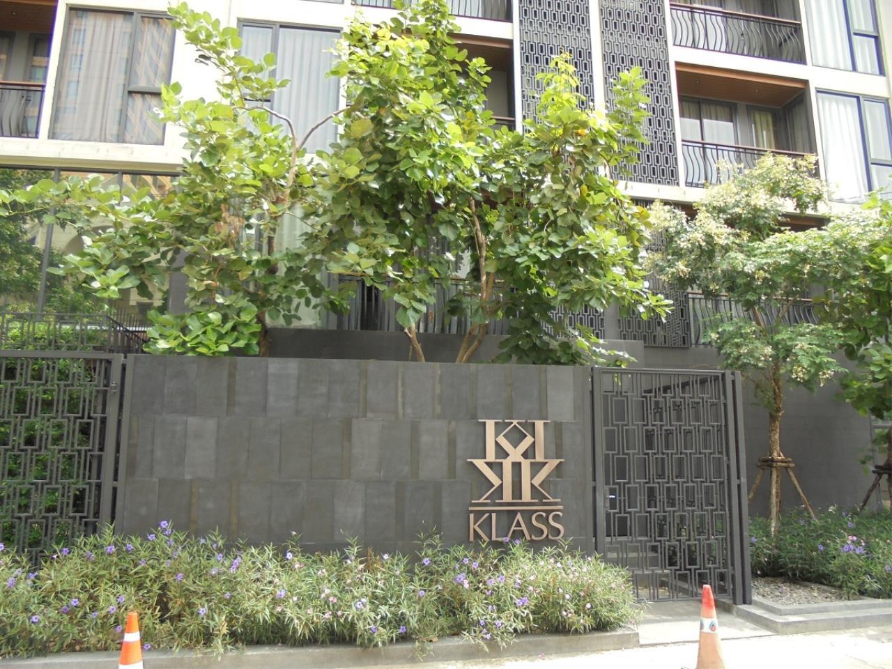 RE/MAX CondoDee Agency's Beautiful Decorated Condo at Klass Langsuan 14