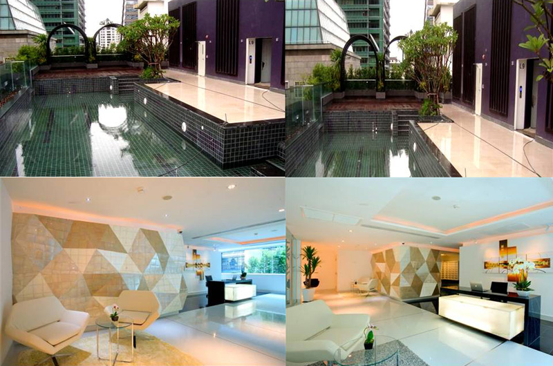 RE/MAX Executive Homes Agency's 2 Bedrooms Condo Collezio @ Sathon-Pipat 4