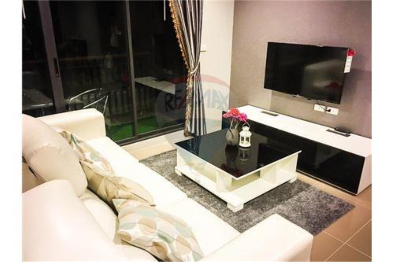 RE/MAX Executive Homes Agency's One Bedroom For Rent At Mirage Sukhumvit 27 1