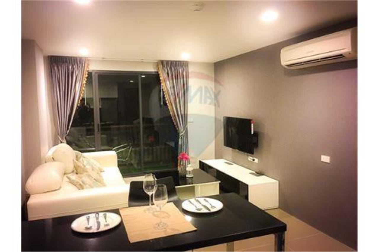 RE/MAX Executive Homes Agency's One Bedroom For Rent At Mirage Sukhumvit 27 9