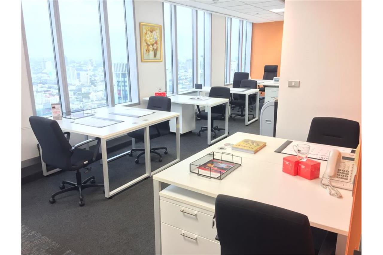 RE/MAX Executive Homes Agency's New office space for rent in Exchange Tower 42.fl 2