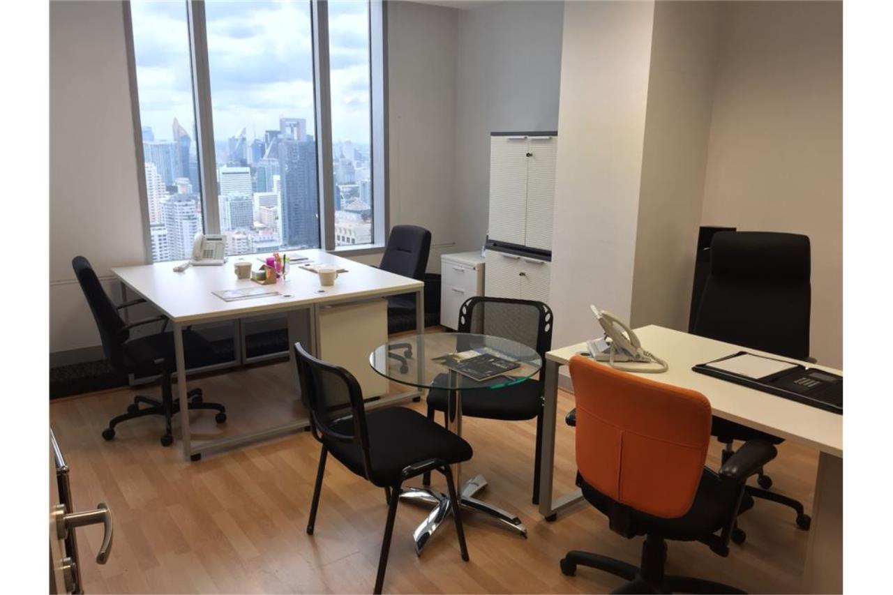 RE/MAX Executive Homes Agency's New office space for rent in Exchange Tower 42.fl 1