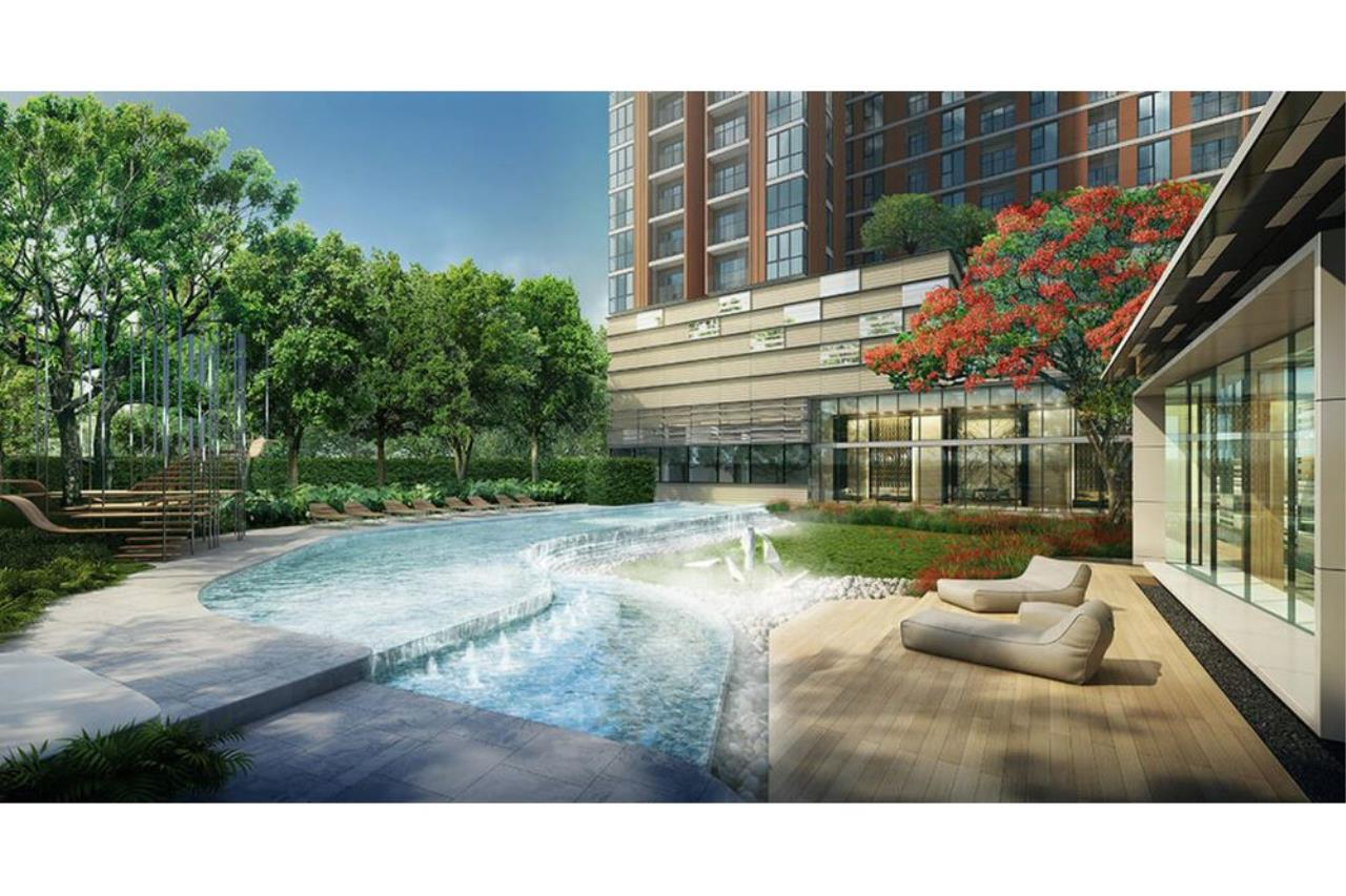 RE/MAX Executive Homes Agency's The BASE Garden Rama 9 / For Sale / Off Plan 4