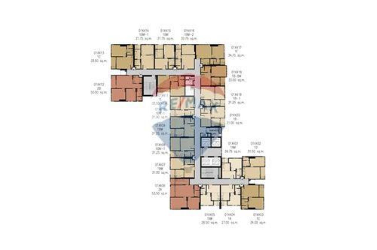 RE/MAX Executive Homes Agency's The BASE Garden Rama 9 / For Sale / Off Plan 5