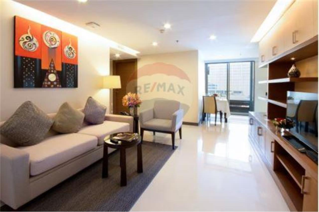RE/MAX Executive Homes Agency's Sivatel Luxury Apartment in Ploenchit 1