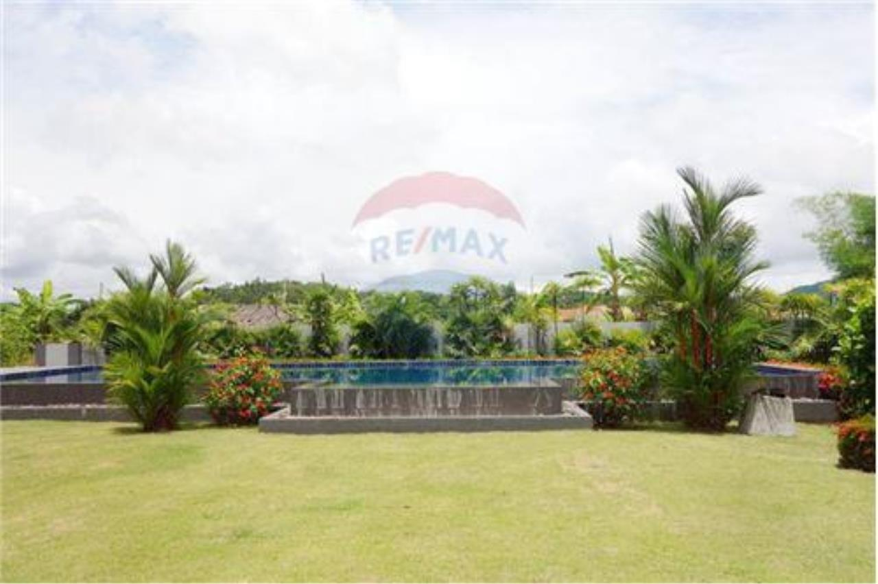 "RE/MAX Executive Homes Agency's ""Chai Dee"" 12.79 M in Baan Melanie plot K-2 17"