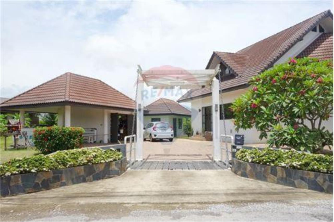 "RE/MAX Executive Homes Agency's ""Chai Dee"" 12.79 M in Baan Melanie plot K-2 15"