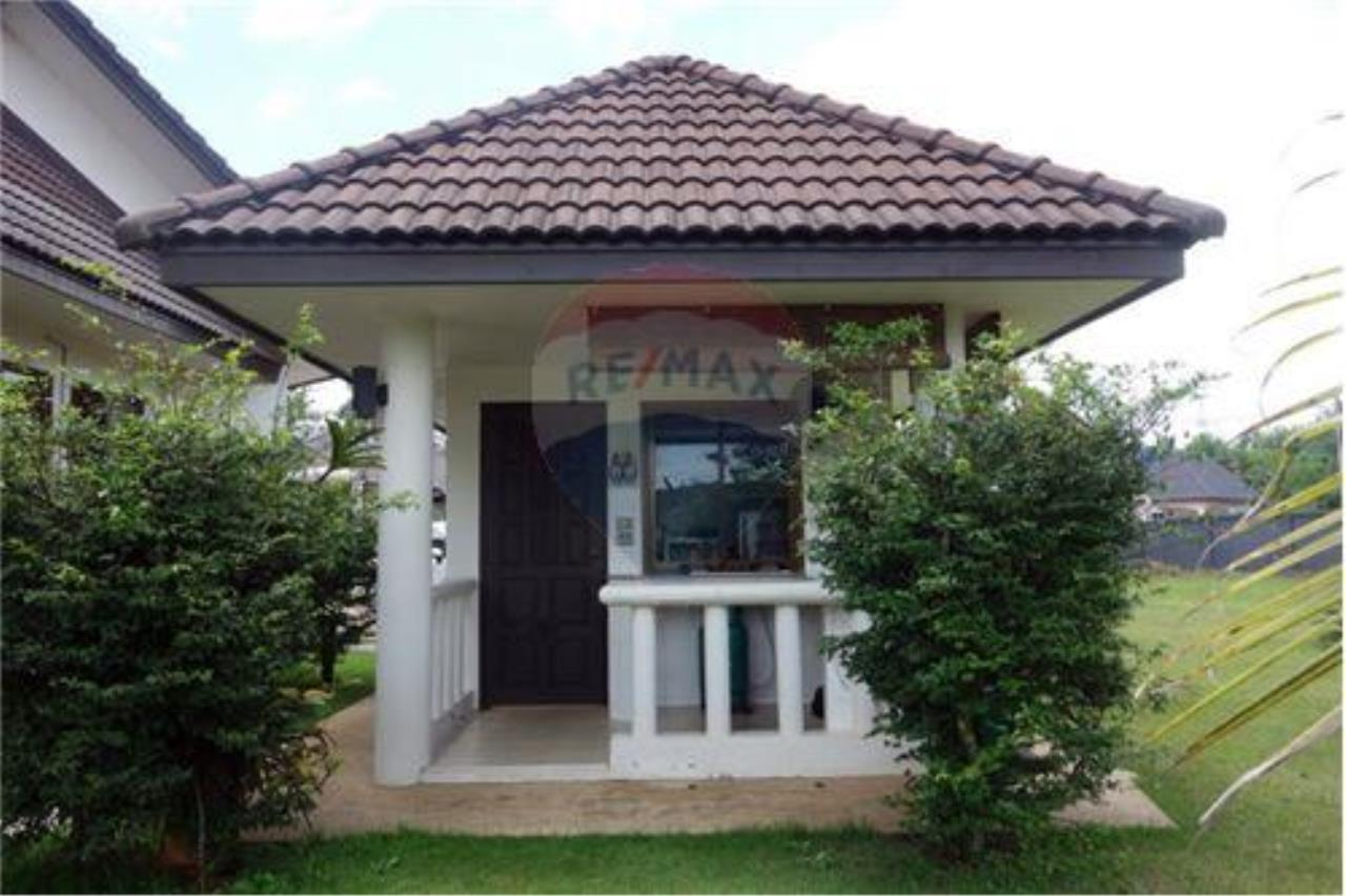 "RE/MAX Executive Homes Agency's ""Chai Dee"" 12.79 M in Baan Melanie plot K-2 23"