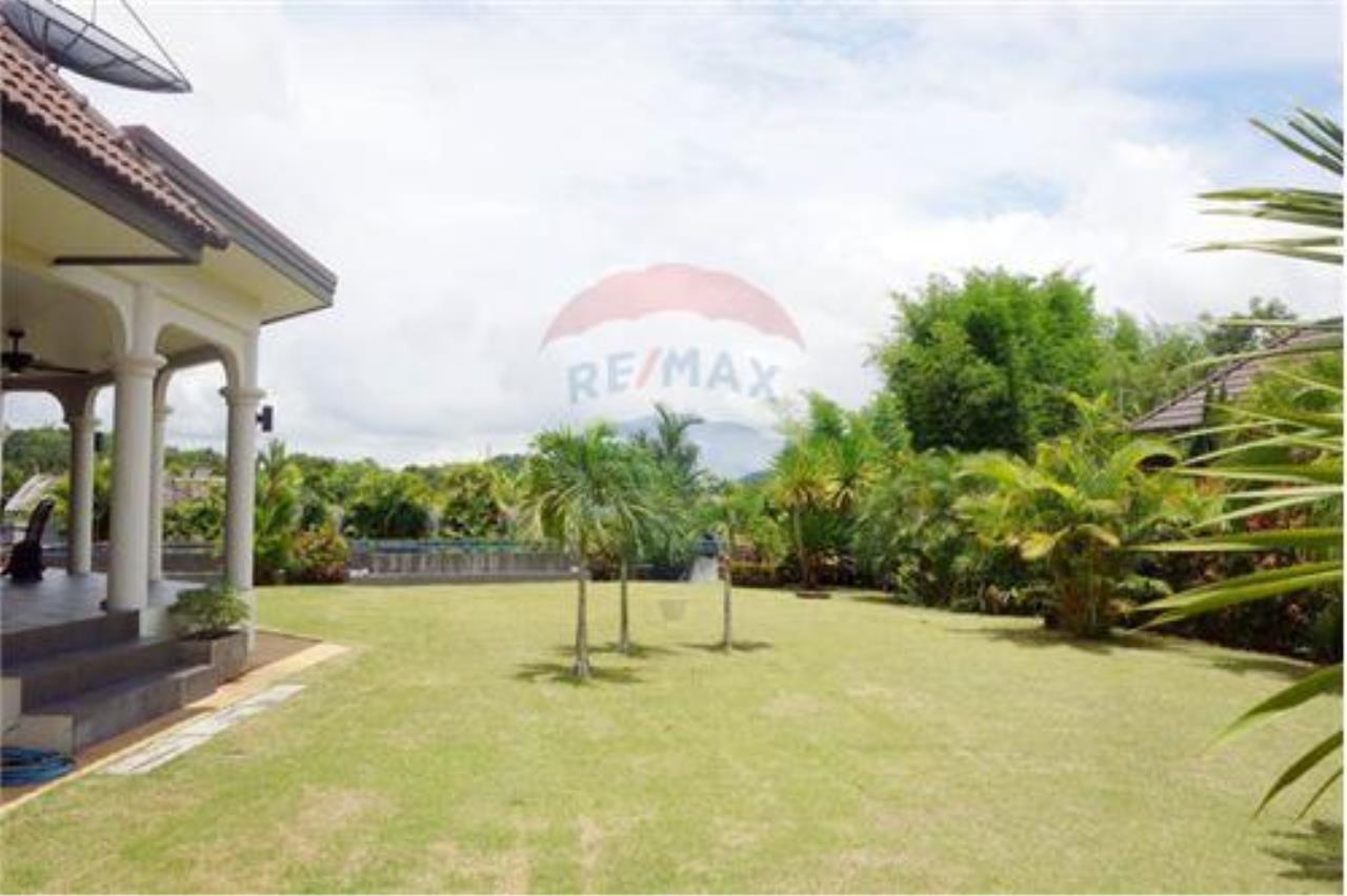 "RE/MAX Executive Homes Agency's ""Chai Dee"" 12.79 M in Baan Melanie plot K-2 9"