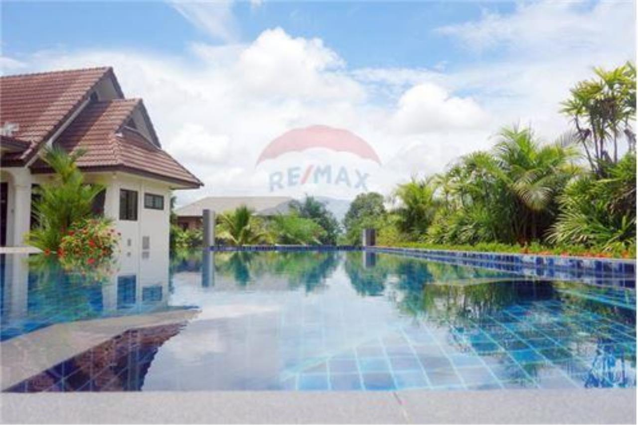 "RE/MAX Executive Homes Agency's ""Chai Dee"" 12.79 M in Baan Melanie plot K-2 18"