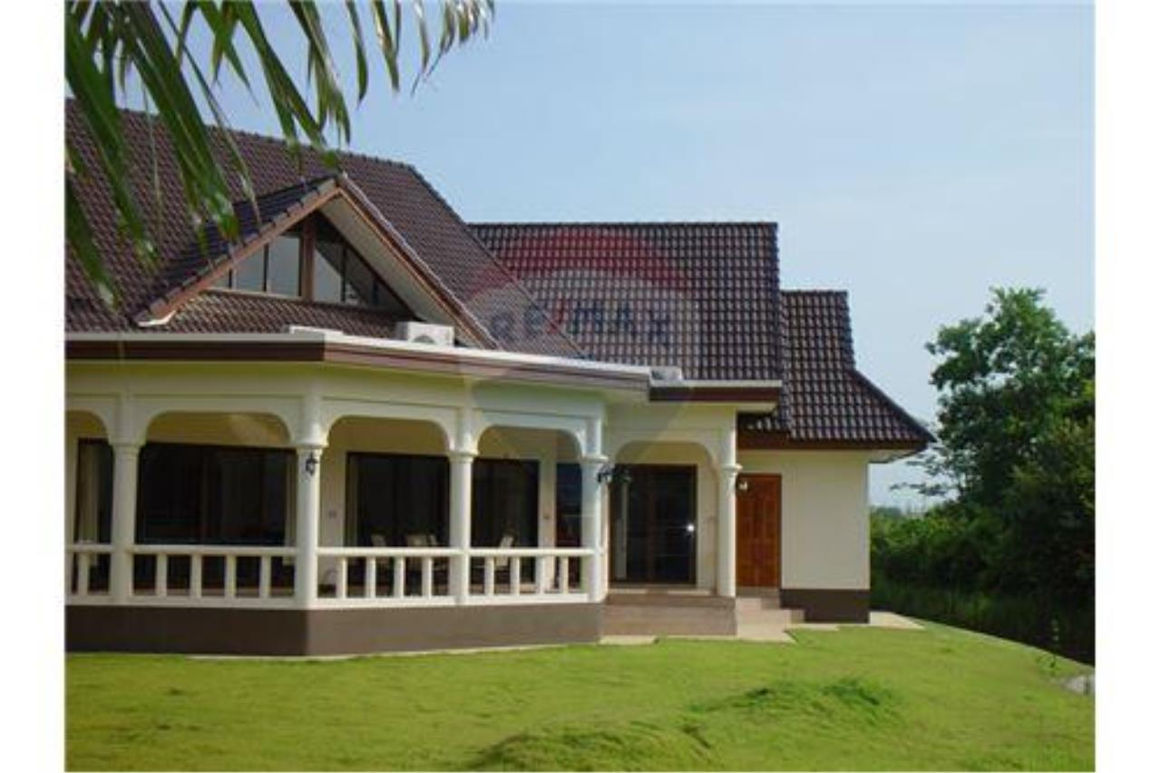 "RE/MAX Executive Homes Agency's ""Chai Dee"" 12.79 M in Baan Melanie plot K-2 12"