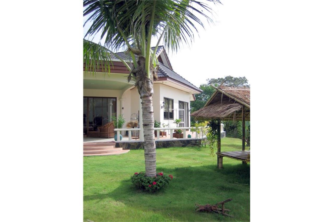 "RE/MAX Executive Homes Agency's ""Baan Maekok"" 12,85 M in Baan Melanie plot G-7 21"