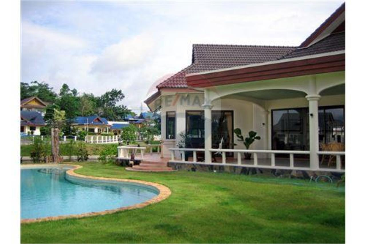 "RE/MAX Executive Homes Agency's ""Baan Maekok"" 12,85 M in Baan Melanie plot G-7 15"