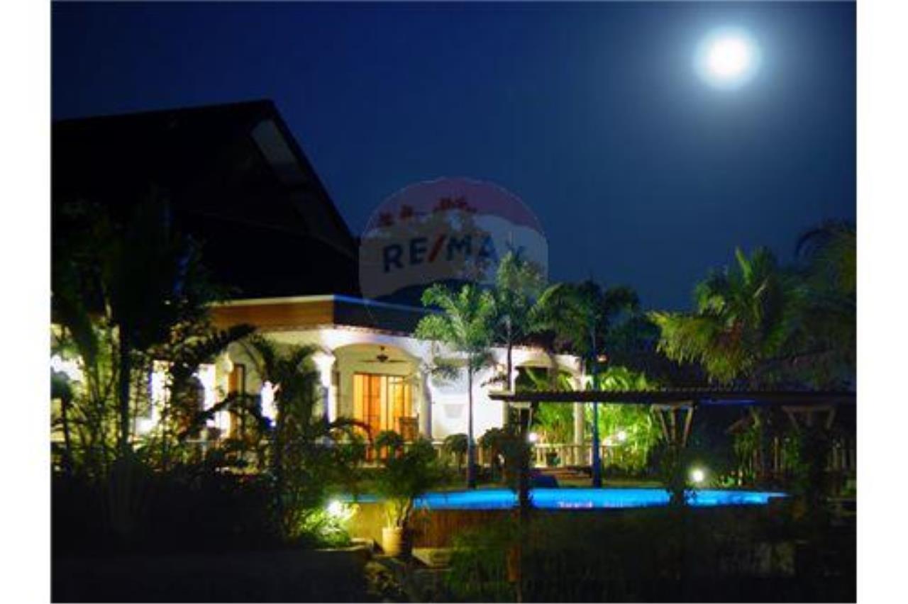 "RE/MAX Executive Homes Agency's ""Baan Maekok"" 12,85 M in Baan Melanie plot G-7 30"