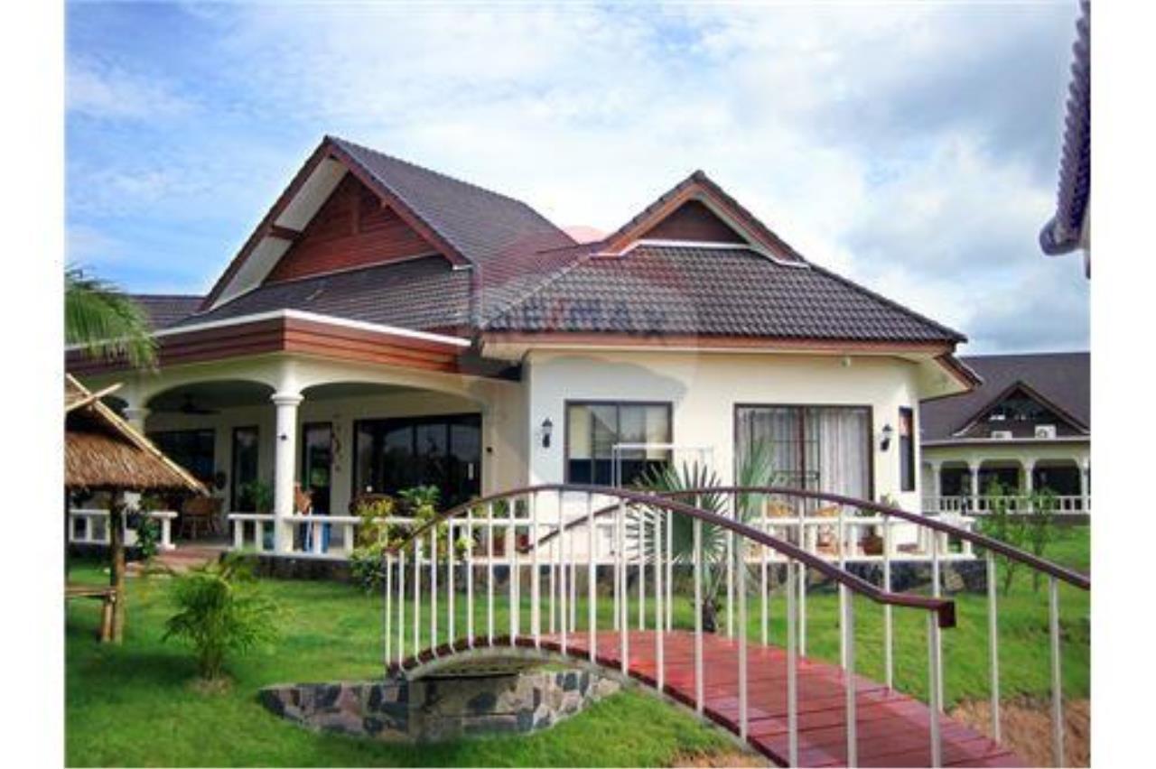"RE/MAX Executive Homes Agency's ""Baan Maekok"" 12,85 M in Baan Melanie plot G-7 22"