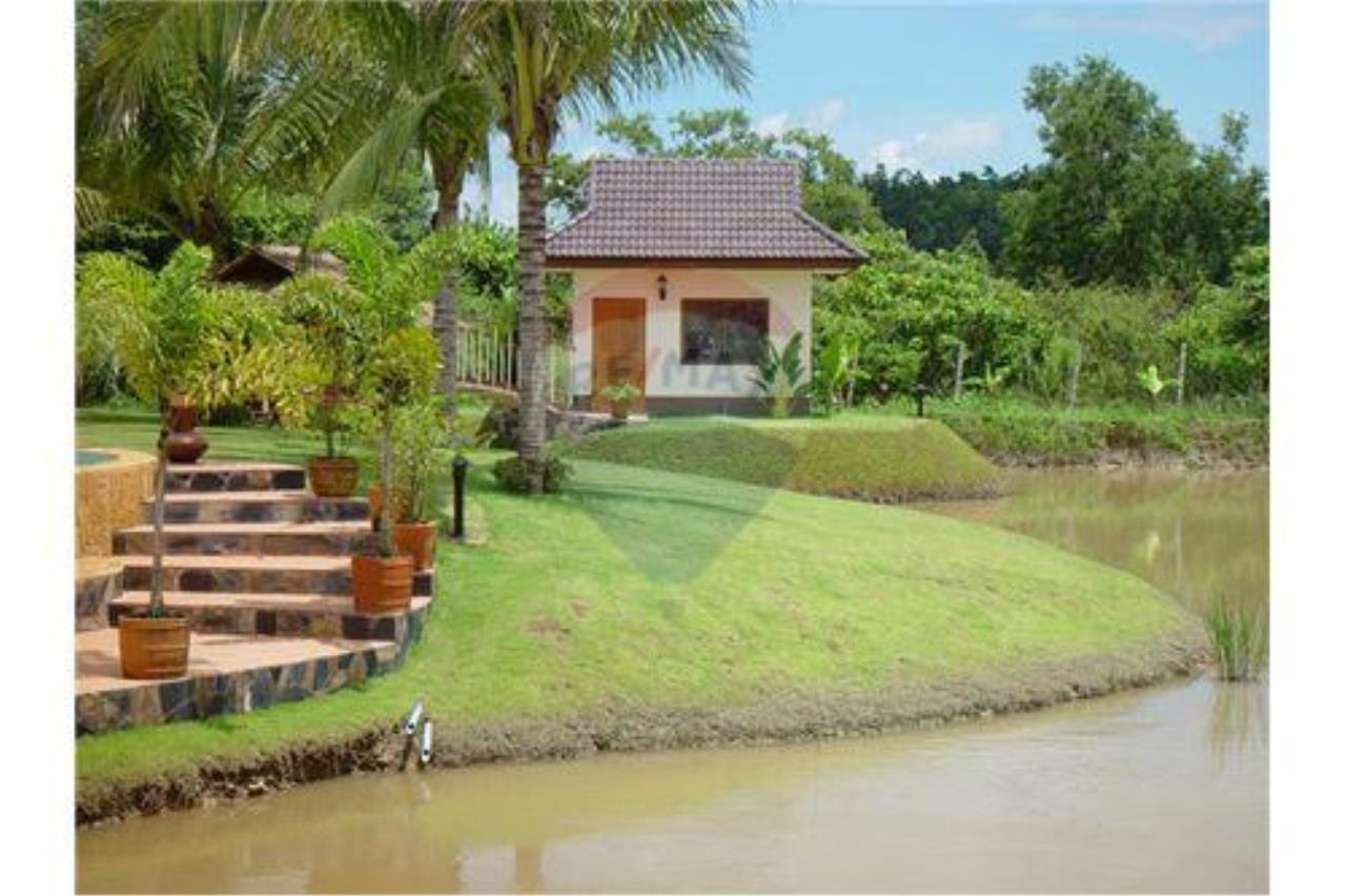 "RE/MAX Executive Homes Agency's ""Baan Maekok"" 12,85 M in Baan Melanie plot G-7 57"